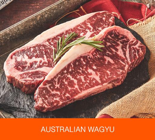 AUSTRALIAN WAGYU PRODUCT